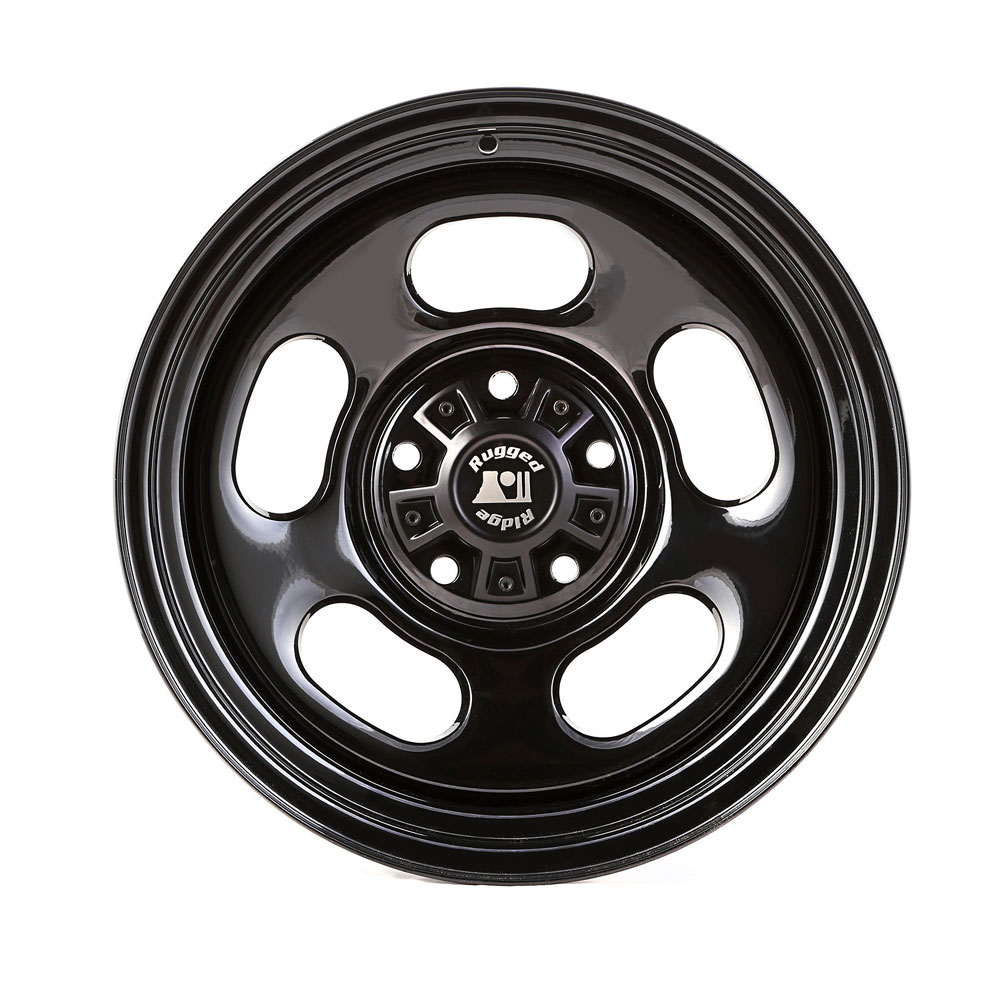 17x9 Trail Runner Classic Steel Wheel