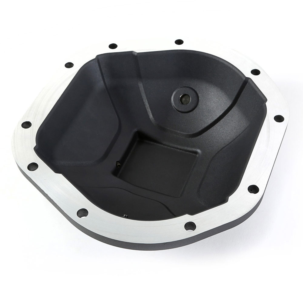 Boulder Aluminum Differential Cover, Dana 44