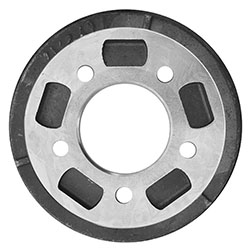 GPW Willys MB  CJ2A CJ3A 9 inch Brake Drums