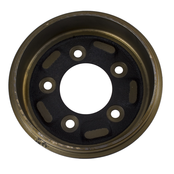 Brake Drum, Willys MB, Jeep CJ2A, 1941-47, 9