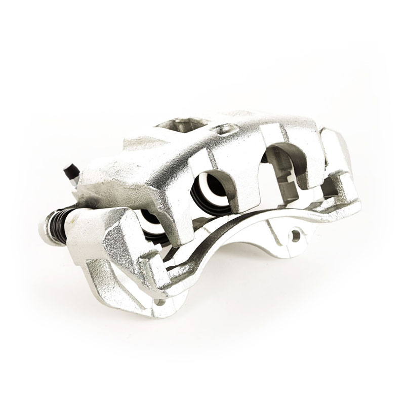 Brake Caliper, Front Left, AKEBONO, 99-02 Grand Cherokee WJ