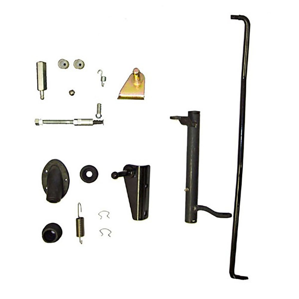 Bellcrank Kit, Jeep CJ 1976-86
