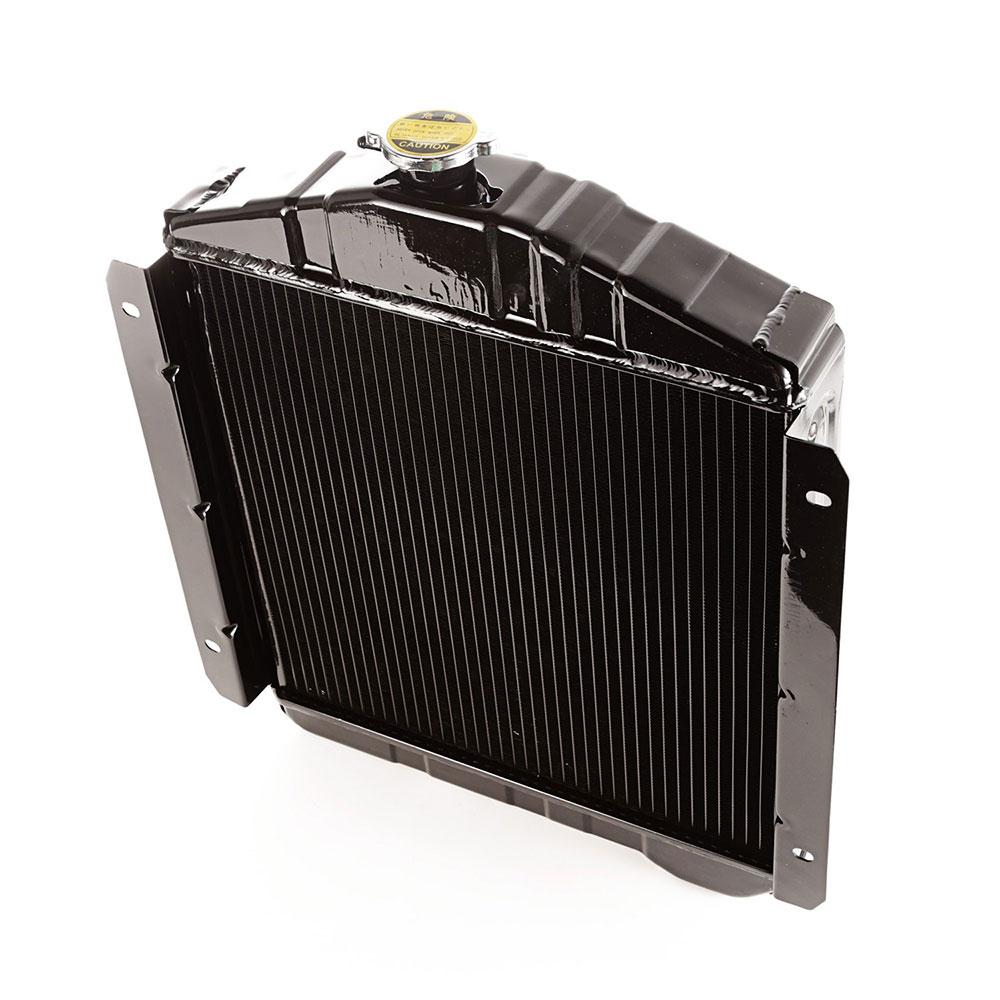 2 Core Radiator, 55-71 CJ5, CJ6