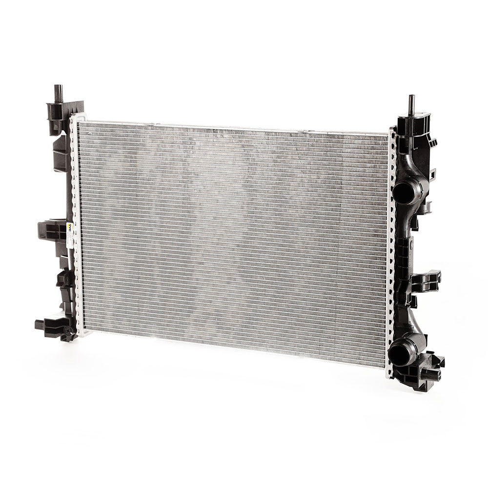 Radiator, 15-17 Renegade BU, 2.4L