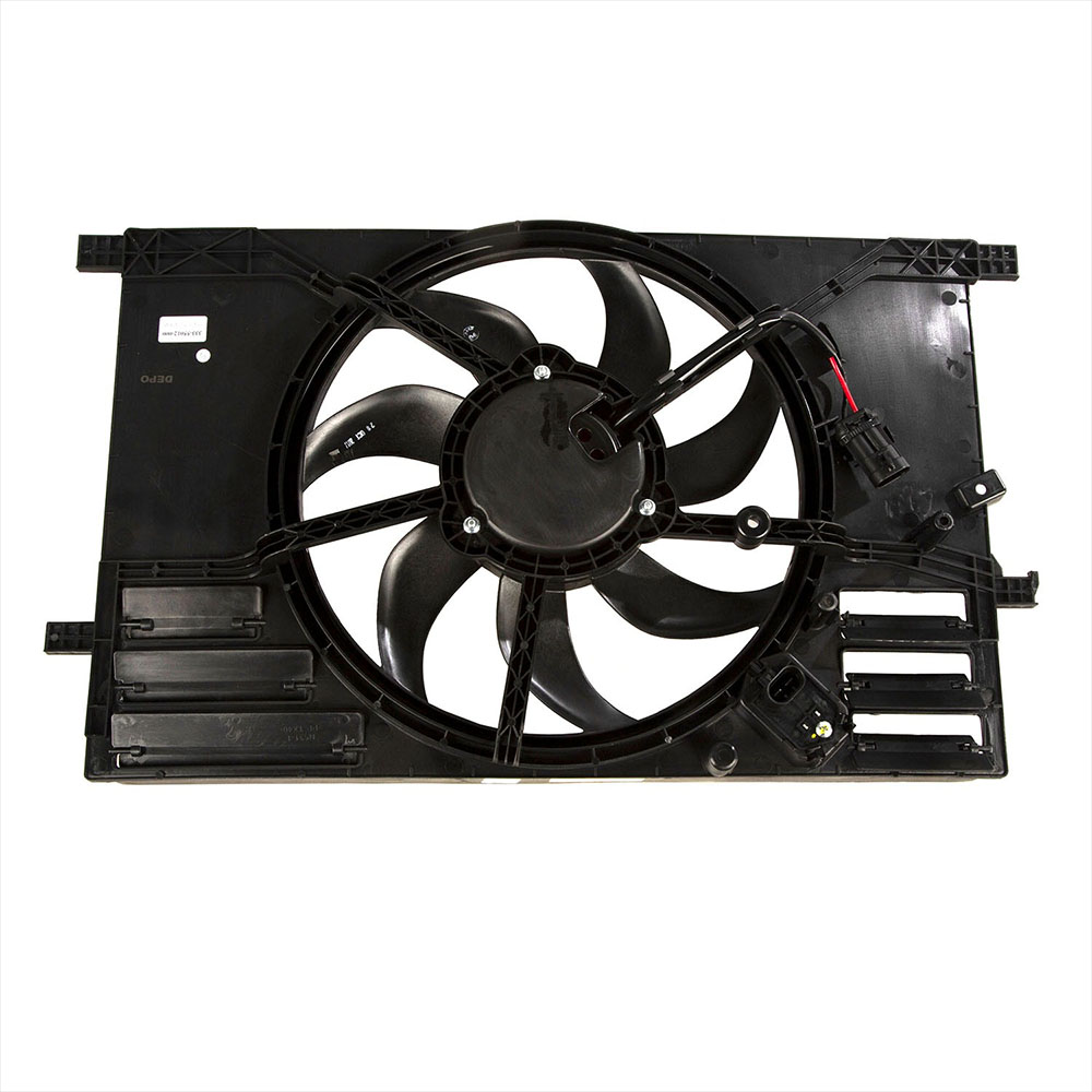 Jeep Renegade Radiator Fan Assembly