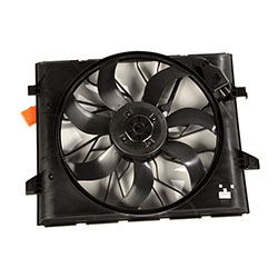 Fan Assembly, 14-17 Grand Cherokee WK, 3.0L 3.6L 5.7L 6.4L