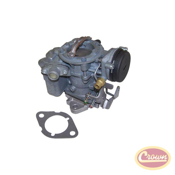 Remanufactured Carburetor 1980 Jeep CJ 258, YF engine