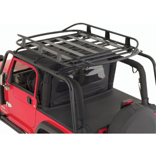 SmittyBilt Roof Rack Basket