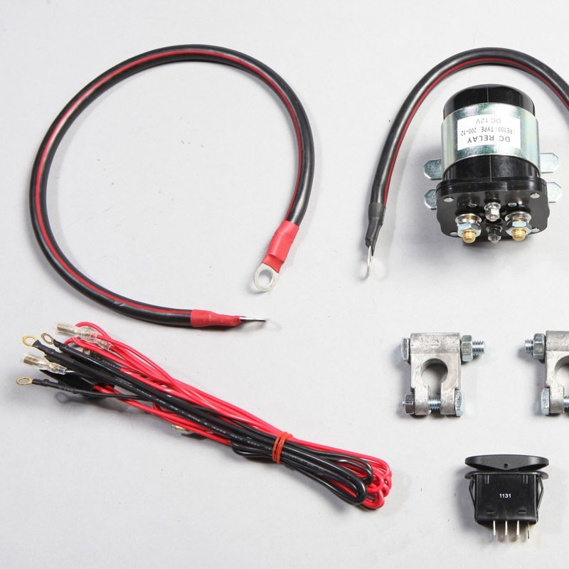 Jeep Dual Battery Wiring