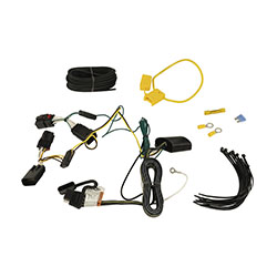 Jeep JL Wrangler Receiver Tow Hitch Wiring Harness