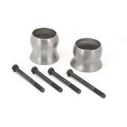 Exhaust Spacer Kit 2012-18 Wranglers