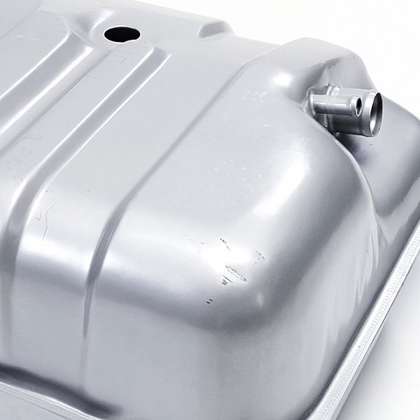 20 Gallon Steel Gas Tank, Jeep Cherokee 1986-96 with Fuel Injection