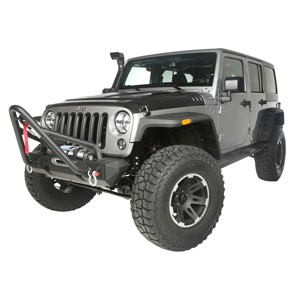 4 to 5 inch Lift Kit With Shocks 07-17 Wranglers