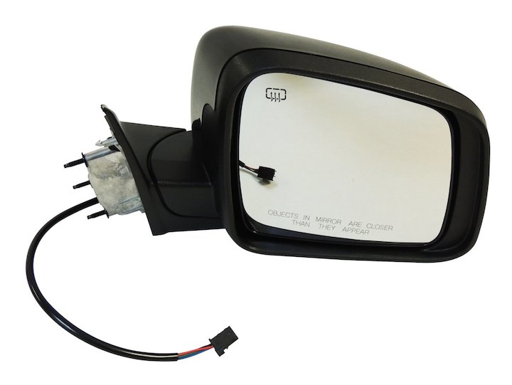 Cherokee Power Mirror, Right, 11-15 Grand Cherokee WK