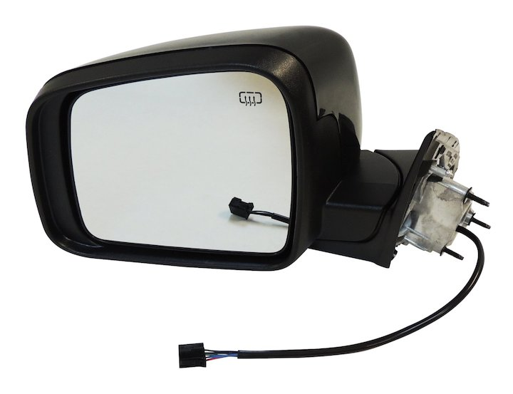 Cherokee Power Mirror, Left, 11-15 Grand Cherokee WK