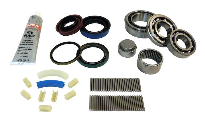 NP-242 Master Overhaul Kit 87-93 Jeeps