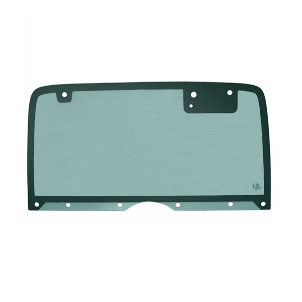 Hard Top Back Glass with Factory Green Tint 97-02 Wranglers