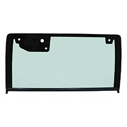 2007-10 Jeep JK Wrangler Liftgate Glass No Defrost Green Tint
