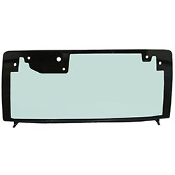 2011-18 Jeep JK Wrangler Liftgate Glass No Defrost Green Tint