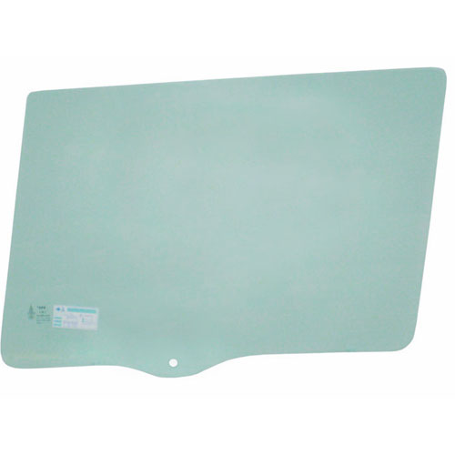 Right Side Door Glass 84-96 Cherokee 2 Doors