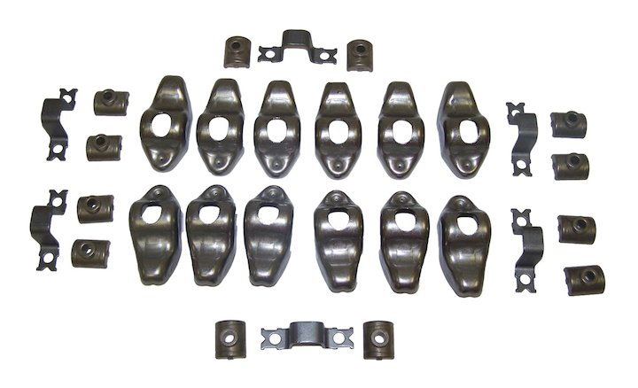 Rocker Arm Kit 83-04 Jeeps 4.2 4.0L