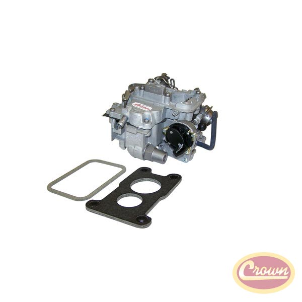 Remanufactured Carburetor 84-86 Cherokee XJ 2.8L Engine
