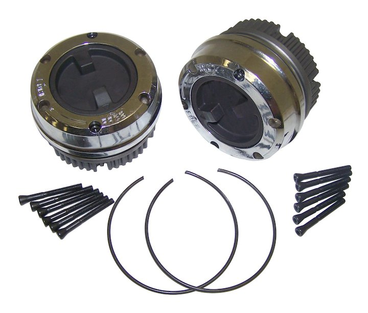 Manual Locking Hub Set, Model 44