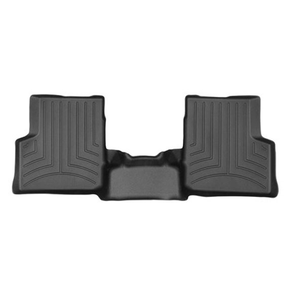 DigitalFit Rear FloorLiner, Black, 15-17 Jeep Renegade