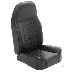 Standard High Back Bucket Seat 76-06 Jeep CJ Wranglers
