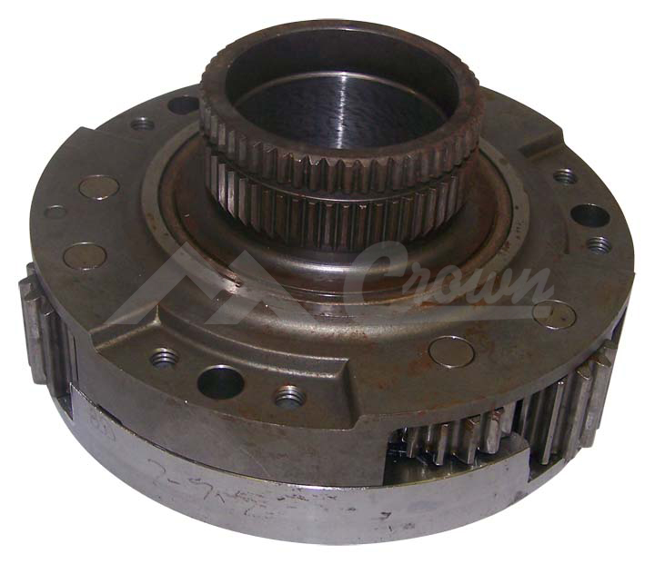 Transfer Case Differential