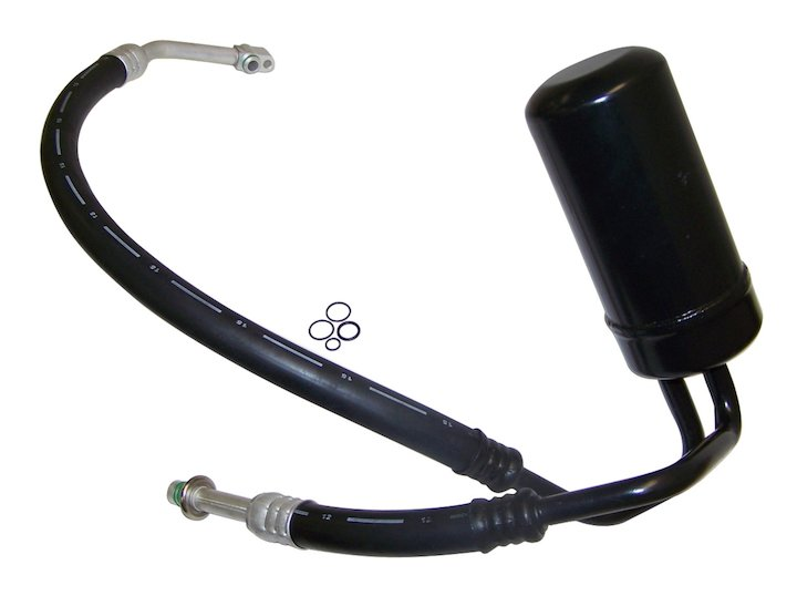Air Conditioner Receiver Drier 93-94 Grand Cherokee 4.0L