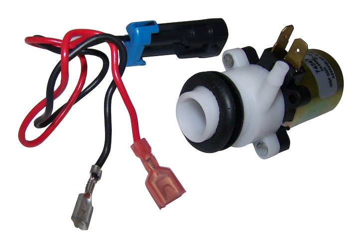 Front Windshield Washer Pump 97-01 Cherokee