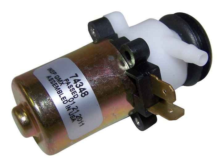 Rear Windshield Washer Pump 97-01 Cherokee