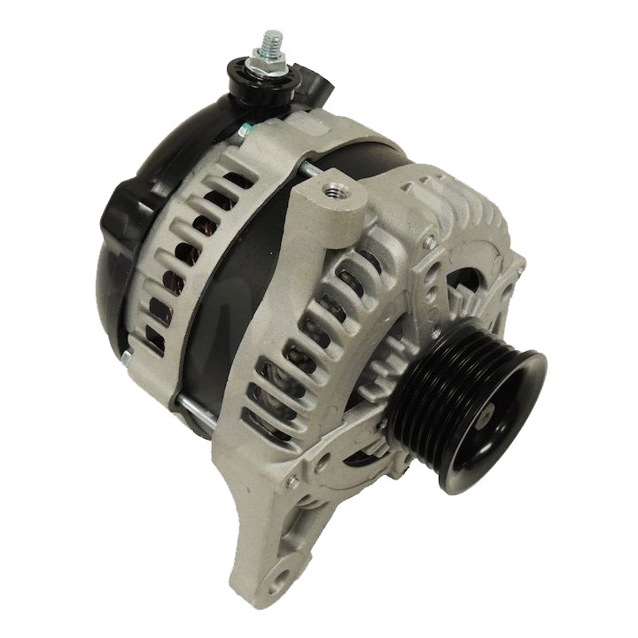 Alternator, 140 Amp, 07-08 Wranglers 3.8L Engine