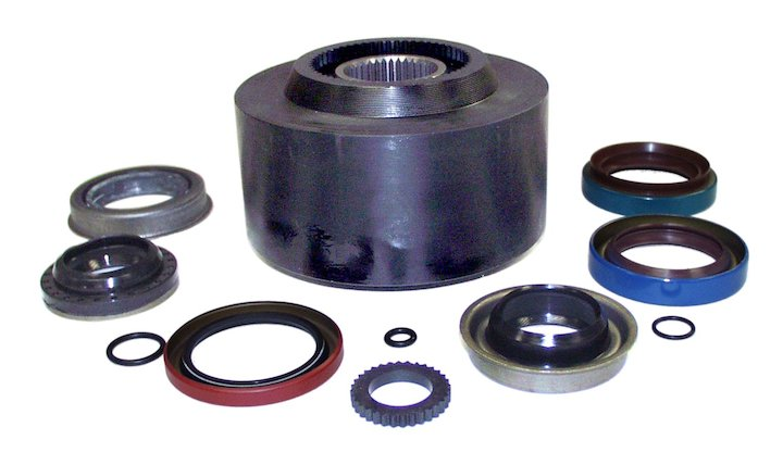 Viscous Coupling with Seal 97-98 Grand Cherokee 249 Transfer Case