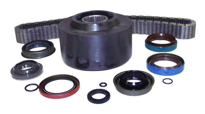 Viscous Coupling with Seal and Chain  97-98 Grand Cherokee NP 249