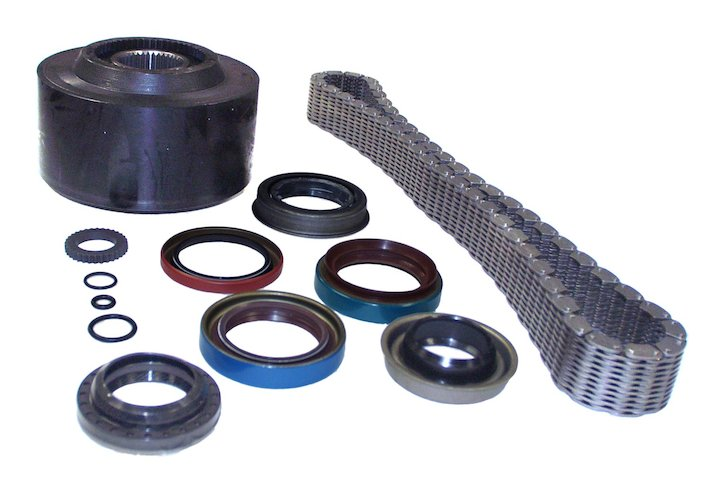 Viscous Coupling, Seal, & Chain Kit