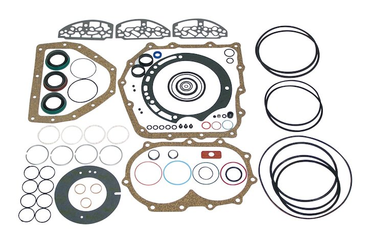 41TE Transmission Overhaul Kit