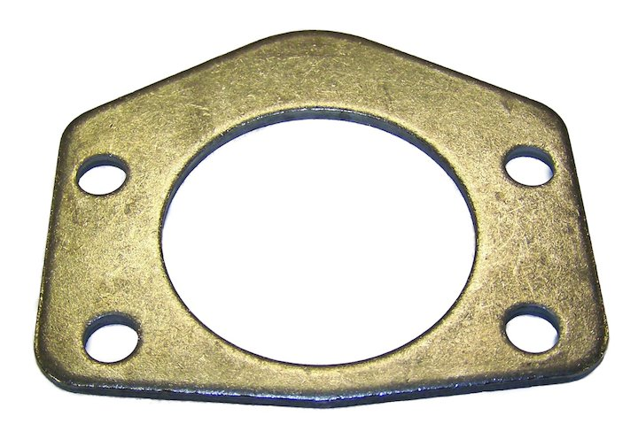Axle Seal Retainer, Model 4 Rear Axle, 97-06 Wranglers