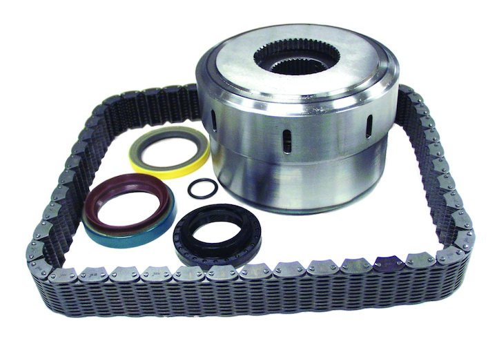 Progressive Coupling, Seal, and Chain Kit 99-04 Grand Cherokee