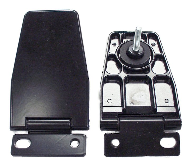 Liftgate Hinge, Right, 97-06 Wranglers