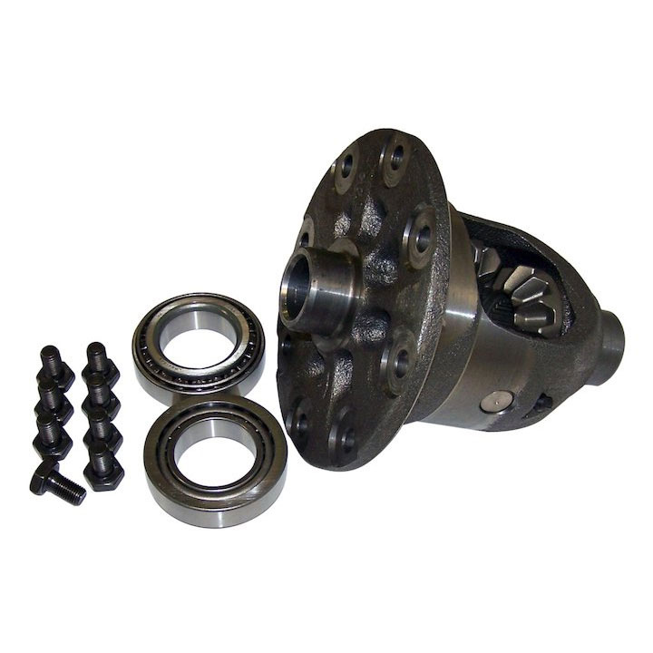 Differential Case Assembly Kit, 3.07 Gear, 02-06 Wrangler Model 35 Rear Axle
