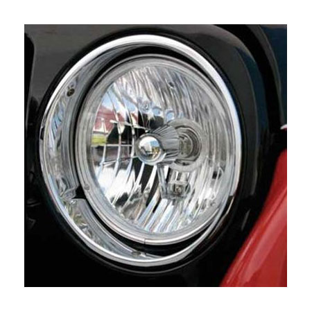 H4 Headlamp Conversion Kit 72-86 Jeep CJ