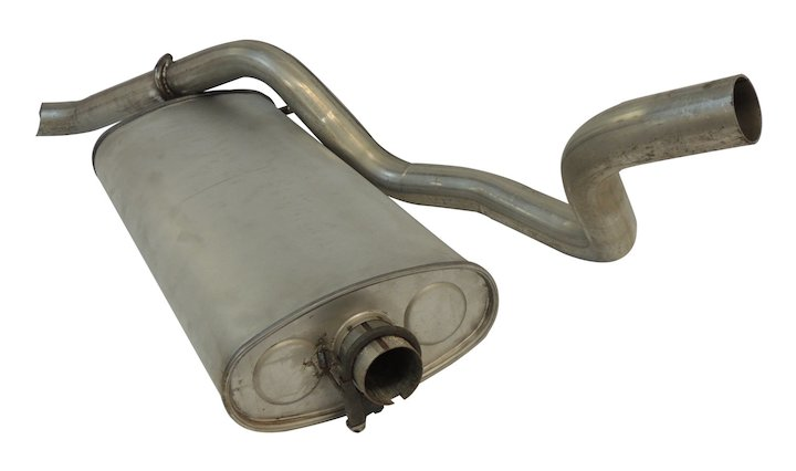 Exhaust Kit 99-01 Grand Cherokee WJ 4.0L