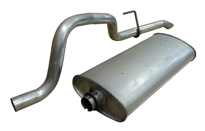 Exhaust Kit 99-01 Grand Cherokee WJ 4.7L