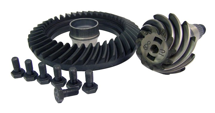 how to set backlash on ring and pinion
