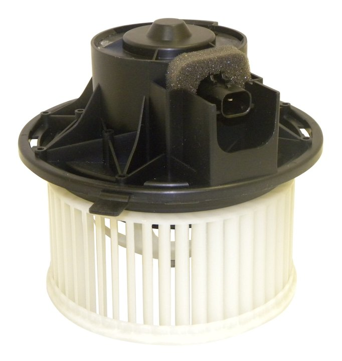 Blower Motor with Wheel, 02-06 Wranglers, 02-06 Liberty