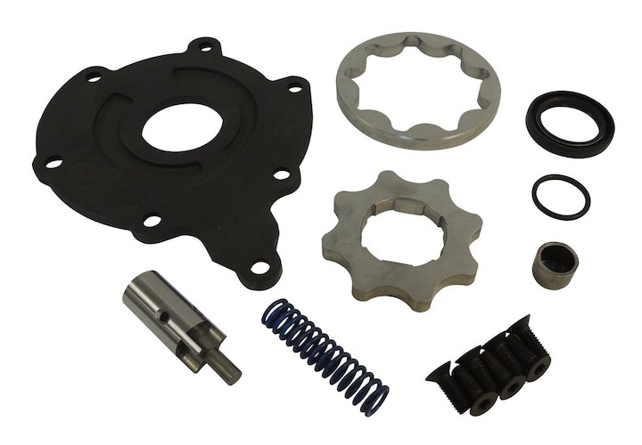 Oil Pump Rebuild Kit 07-11 Wranglers