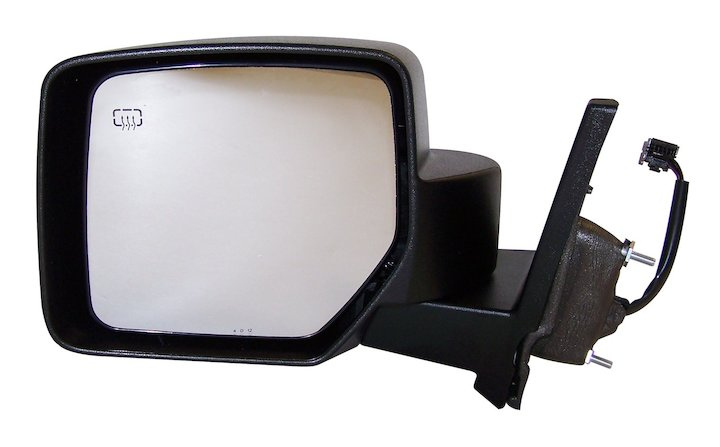 Jeep Patriot Left Power Heated Manual Folding Mirror