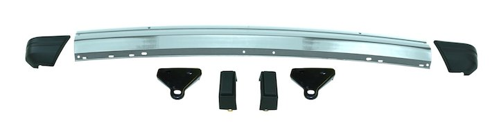 Bumper Kit, Front Chrome (84-96 XJ)